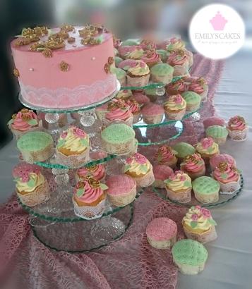 Wwedding Cakes&Cupcakes