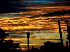 Sunset 27 12 19